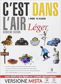 Copertina dell'audiolibro C'est dans l'air – Léger di PARODI, L. - VALLACCO, M.