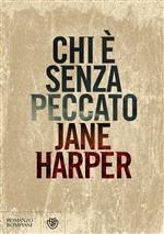 Copertina dell'audiolibro Chi è senza peccato di HARPER, Jane