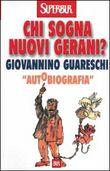 Copertina dell'audiolibro Chi sogna nuovi gerani? Autobiografia di GUARESCHI, Giovannino