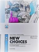 Copertina dell'audiolibro Choices course book 2 di MARIANI, L. - O' MALLEY, K.