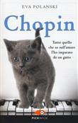 Copertina dell'audiolibro Chopin. Tutto quello che so sull'amore l'ho imparato da un gatto
