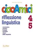Copertina dell'audiolibro Ciao amici 4/5 – Riflessioni linguistiche