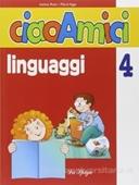 Copertina dell'audiolibro Ciao amici 4 – Linguaggi