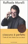 Copertina dell'audiolibro Ciascuno è perfetto di MORELLI, Raffaele