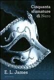 Copertina dell'audiolibro Cinquanta sfumature di nero di JAMES, E.L.