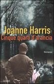 Copertina dell'audiolibro Cinque quarti d'arancia di HARRIS, Joanne