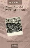 Copertina dell'audiolibro Cinque racconti Kvin rakontoj (Esperanto) di BUSATTI, Aldo