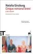Copertina dell'audiolibro Cinque romanzi brevi di GINZBURG, Natalia