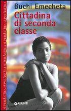 Copertina dell'audiolibro Cittadina di seconda classe di EMECHETA, Buchi