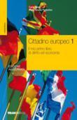 Copertina dell'audiolibro Cittadino europeo 1 di AIME, Carlo - PASTORINO, Maria Grazia