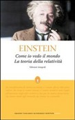 Copertina dell'audiolibro Come io vedo il mondo di EINSTEIN, Albert