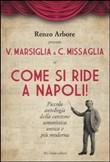 Copertina dell'audiolibro Come si ride a Napoli! di ARBORE, Renzo
