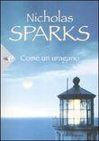 Copertina dell'audiolibro Come un uragano di SPARKS, Nicholas
