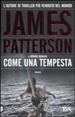 Copertina dell'audiolibro Come una tempesta di PATTERSON, James - ROUGHAN, Howard