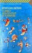Copertina dell'audiolibro Comici spaventati guerrieri di BENNI, Stefano