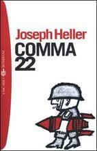 Copertina dell'audiolibro Comma 22 di HELLER, Joseph
