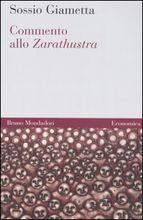 Copertina dell'audiolibro Commento allo Zarathustra di GIAMETTA, Sossio