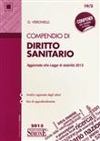 Copertina dell'audiolibro Compendio di diritto sanitario di VERONELLI, G.