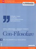 Copertina dell'audiolibro Con-Filosofare 1B di ABBAGNANO, Nicola - FORNERO, Giovanni