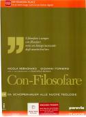 Copertina dell'audiolibro Con-Filosofare 3A di ABBAGNANO, N. - FORNERO, G. - BURGHI, G.