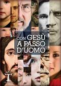 Copertina dell'audiolibro Con Gesù a passo d'uomo di Frat. Naz. d'Italia dell'Ordine Francescano Sec.