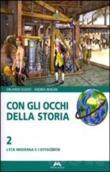 Copertina dell'audiolibro Con gli occhi della storia 2 di GIUDICI, Orlando - BENCINI, Andrea