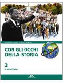 Copertina dell'audiolibro Con gli occhi della storia 3 di GIUDICI, Orlando - BENCINI, Andrea