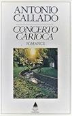Copertina dell'audiolibro Concerto carioca di CALLADO, Antonio