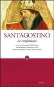 Copertina dell'audiolibro Confessioni di AGOSTINO (sant')