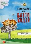 Copertina dell'audiolibro Confessioni di un gatto killer di FINE, Anne