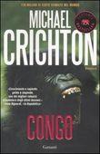 Copertina dell'audiolibro Congo di CRICHTON, Michael