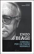 Copertina dell'audiolibro Consigli per un paese normale di BIAGI, Enzo