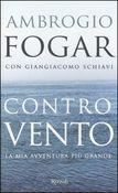 Copertina dell'audiolibro Contro vento di FOGAR, Ambrogio