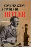Copertina dell'audiolibro Conversazioni a tavola di Hitler di BORMANN, Martin