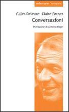 Copertina dell'audiolibro Conversazioni di DELEUZE, Gilles - PARNET, Claire