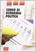 Copertina dell'audiolibro Corso di economia politica di POMA, Franco