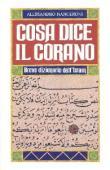 Copertina dell'audiolibro Cosa dice il Corano di NANGERONI, Alessandro