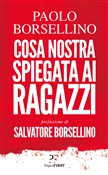 Copertina dell'audiolibro Cosa Nostra spiegata ai ragazzi di BORSELLINO, Paolo