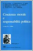Copertina dell'audiolibro Coscienza morale e responsabilità politica di LOBATO, Abelardo (a cura di)
