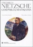 Copertina dell'audiolibro Così parlò Zarathustra di NIETZSCHE, Friedrich