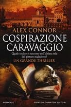 Copertina dell'audiolibro Cospirazione Caravaggio di CONNOR, Alex