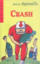Copertina dell'audiolibro Crash di SPINELLI, Jerry