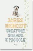 Copertina dell'audiolibro Creature grandi e piccole di HERRIOT, James