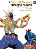 Copertina dell'audiolibro Cricco di Teodoro itinerario dell'arte – 5 versione arancione di CRICCO, Giorgio - DI TEODORO, Francesco P.