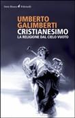 Copertina dell'audiolibro Cristianesimo. La religione del cielo vuoto di GALIMBERTI, Umberto