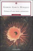 Copertina dell'audiolibro Cronaca di una morte annunciata di GARCIA MARQUEZ, Gabriel