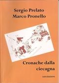 Copertina dell'audiolibro Cronache dalla Ciecagna