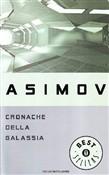 Copertina dell'audiolibro Cronache della galassia vol.1 di ASIMOV, Isaac