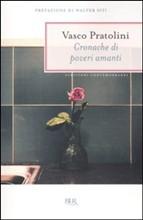 Copertina dell'audiolibro Cronache di poveri amanti di PRATOLINI, Vasco