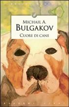 Copertina dell'audiolibro Cuore di cane di BULGAKOV, Michail Afanas'evic